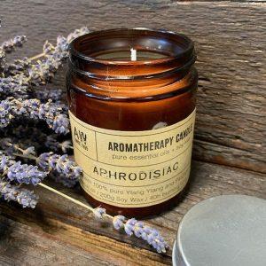 Aromatherapy Candle –  Aphrodisiac