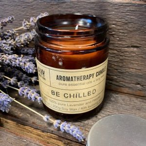 Aromatherapy Candle –  Be Chilled