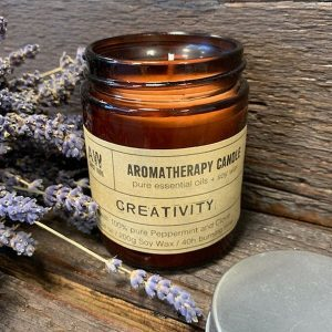 Aromatherapy Candle – Creativity