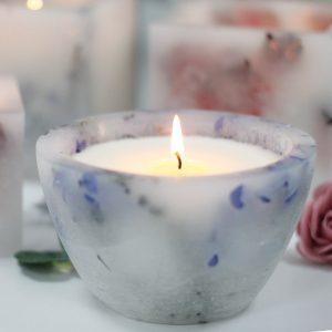 Enchanted Candle – Large Bowl – Lavender