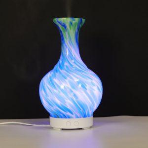 Glass Vase Aroma Diffuser Atomiser