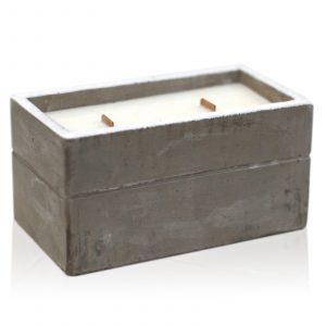 Large Box – Clove & Dark Sandal Candle