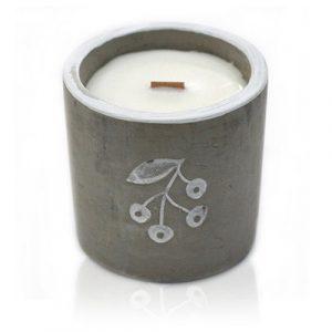 Med Pot – Juniper Berries & Sweet Gin Candle