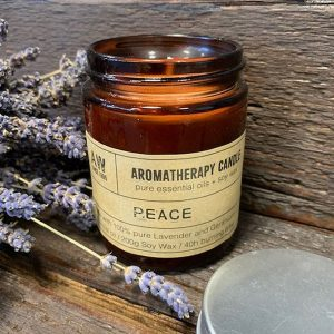 Aromatherapy Candle – Peace