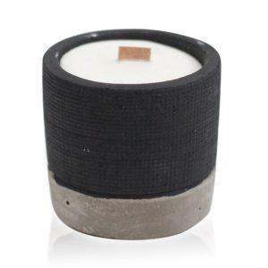 Pot Black – Brandy Butter Candle