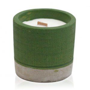 Pot Green – Sea Moss & Herbs Candle