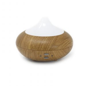 Mini Wood Effect Aroma Diffuser Atomiser