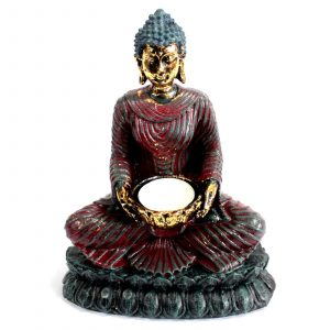 Devotee Candle Holder