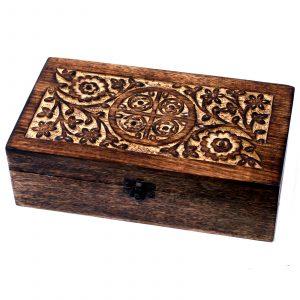 Mango Aromatherapy Box – Floral (holds 24+1)