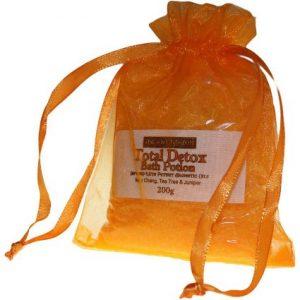 Total Detox Potion – May Chang, Tea Tree & Juniper –  200gr