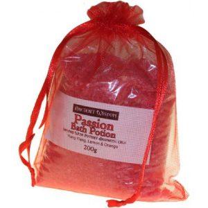 Passion Potion – Ylang Ylang, Lemon & Orange – 200gr