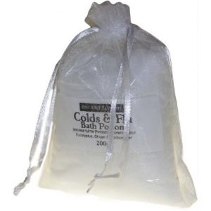 Colds & Flu Potion – Eucalyptus, Ginger & Blackpepper – 200gr
