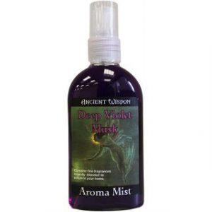 Deep Violet Musk 100ml Room Spray