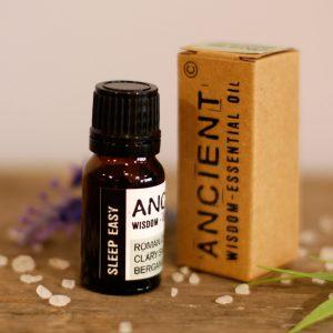 Sleep Easy Essential Oil Blend – Boxed – 10ml