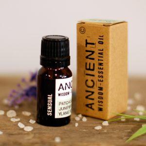 Sensual Essential Oil Blend – Boxed – 10ml