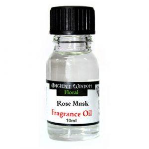 Rose Musk 10ml Fragrance Oil