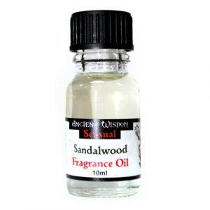 Sandalwood 10ml Fragrance Oil
