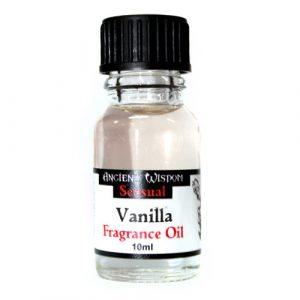Vanilla 10ml Fragrance Oil