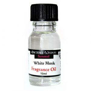 White Musk 10ml Fragrance Oil
