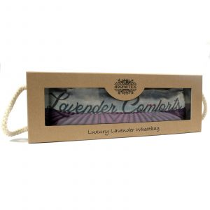 Luxury Lavender Wheat Bag in Gift Box – Lavender Comforts