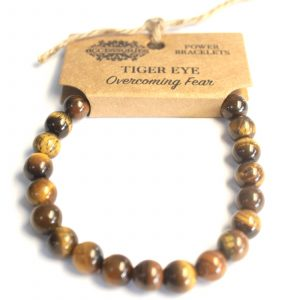 Power Bracelet – Tiger Eye