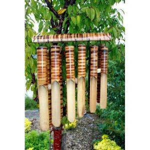 Bamboo Chimes 12 Tube Big
