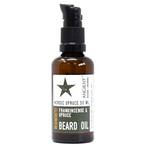 50ml Beard Oil – Nordic Spruce – Regenerate!