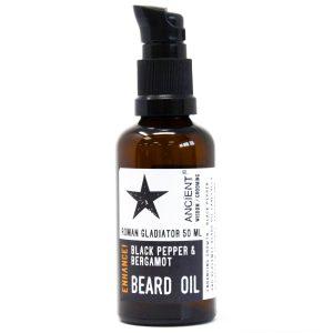 50ml Beard Oil – Roman Gladiator – Enhance!