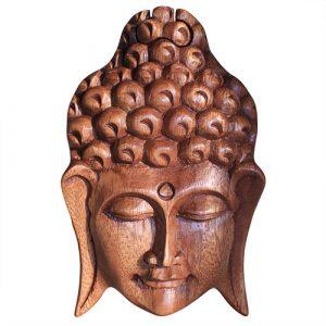Bali Puzzle Box – Buddha Head