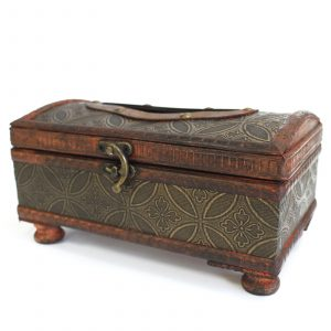Vintage Style Tissue Box – Classic Glamour