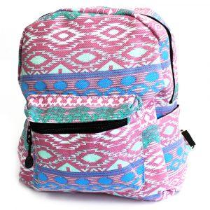 Undersized Backpack – Pink Pastels