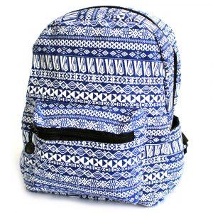 Undersized Backpack – Blue Jazz