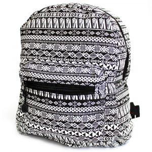 Undersized Backpack – Black Jazz
