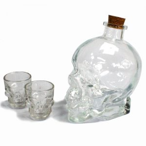 Demon Drink Set – With a Clear Head