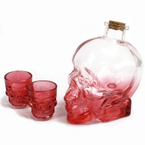 Demon Drink Set – With a Red Head