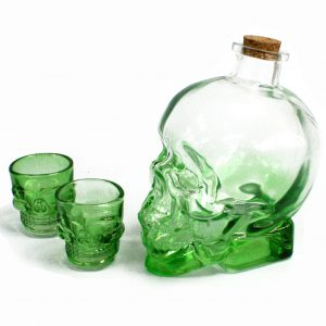 Demon Drink Set – With a Green Head