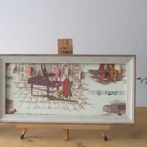 Med DIY Peg Photo Frames (30x60cm)- Mozart