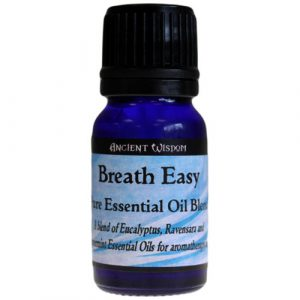 Breath Easy Essential Oil Blend – 10 ml