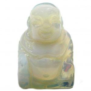 Gemstone Buddha – Opalite