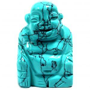 Gemstone Buddha – Turquiose