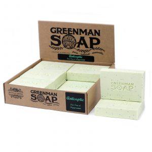 Greenman Soap 100g – Antiseptic Spot Attack