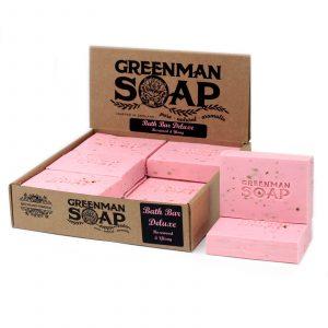 Greenman Soap 100g – Bath Bar Deluxe