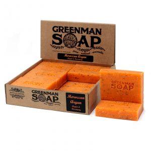 Greenman Soap 100g – Golden Argan