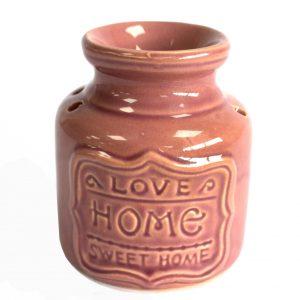 Lrg Home Oil Burner – Lavender – Love Home Sweet Home