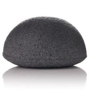Japanese Konjac Sponge – Charcoal