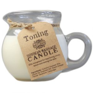 Soybean Massage Candle – Toning & Firming