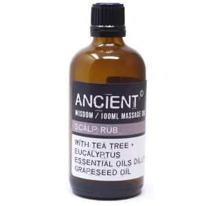Scalp Rub 100ml Massage Oil