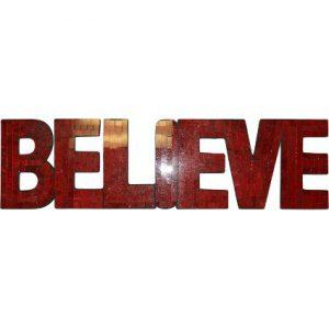 Mosaic Word – Believe