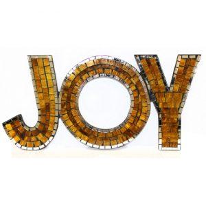 Mosaic Word – Joy