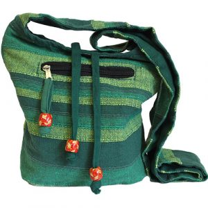 Nepal Sling Bag – Forest Green